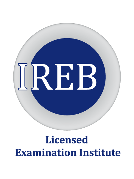 GASQ is a officially licensed IREB Examination Provider